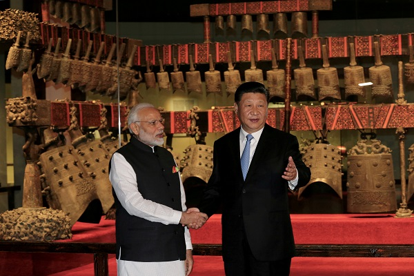 Chinese president Xi Jinping and Indian prime minister Narendra Modi  (REUTERS/File Photo).