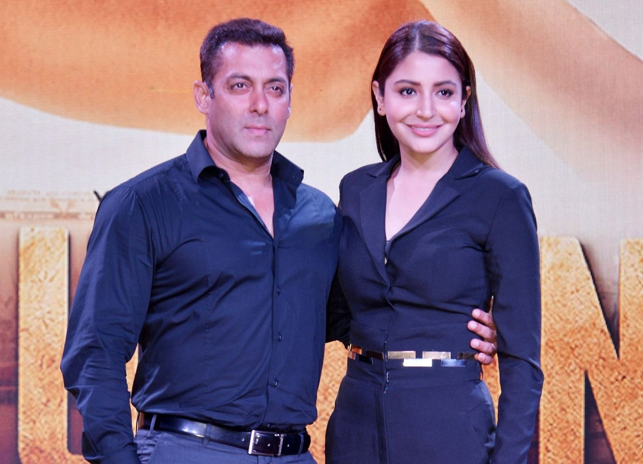 Anushka Sharma to once again team up with Salman Khan?