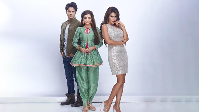The star cast of Hamari Bahu Silk