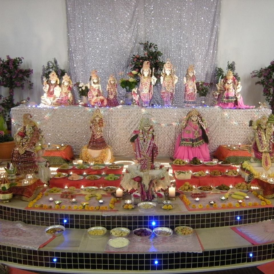 The building on Mill Road is home to a Hindu shrine