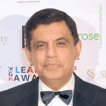 Prof Sir Nilesh Samani