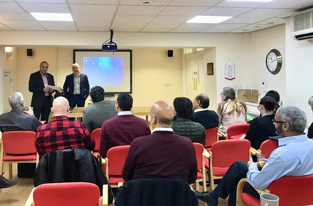 Hosted by Manningham Housing Association (MHA), the event was organised in response to a recent report published by the Muslim Council of Britain (MCB).