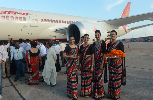 Air India (Photo: RAVEENDRAN/AFP/GettyImages).