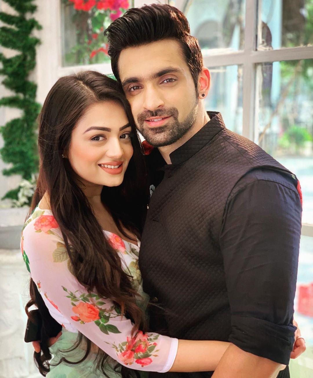 Arjit Taneja & Samiksha Jaiswal