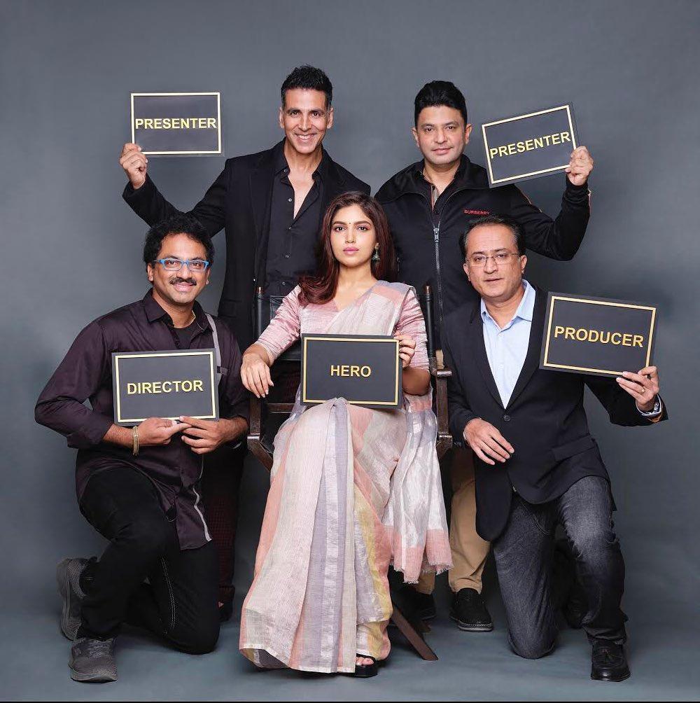 The team of Durgavati