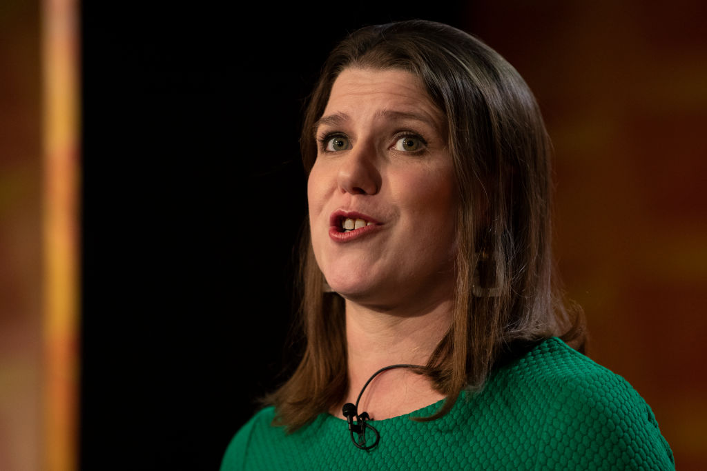 Liberal Democrats leader Jo Swinson  (Photo by Dan Kitwood/Getty Images)