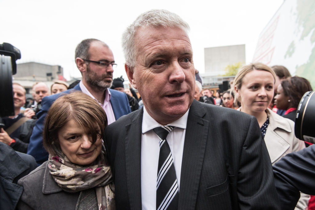 Ian Lavery (Photo by Carl Court/Getty Images)