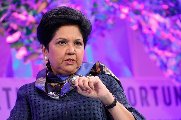 Indra Nooyi (Photo: Paul Morigi/Getty Images).