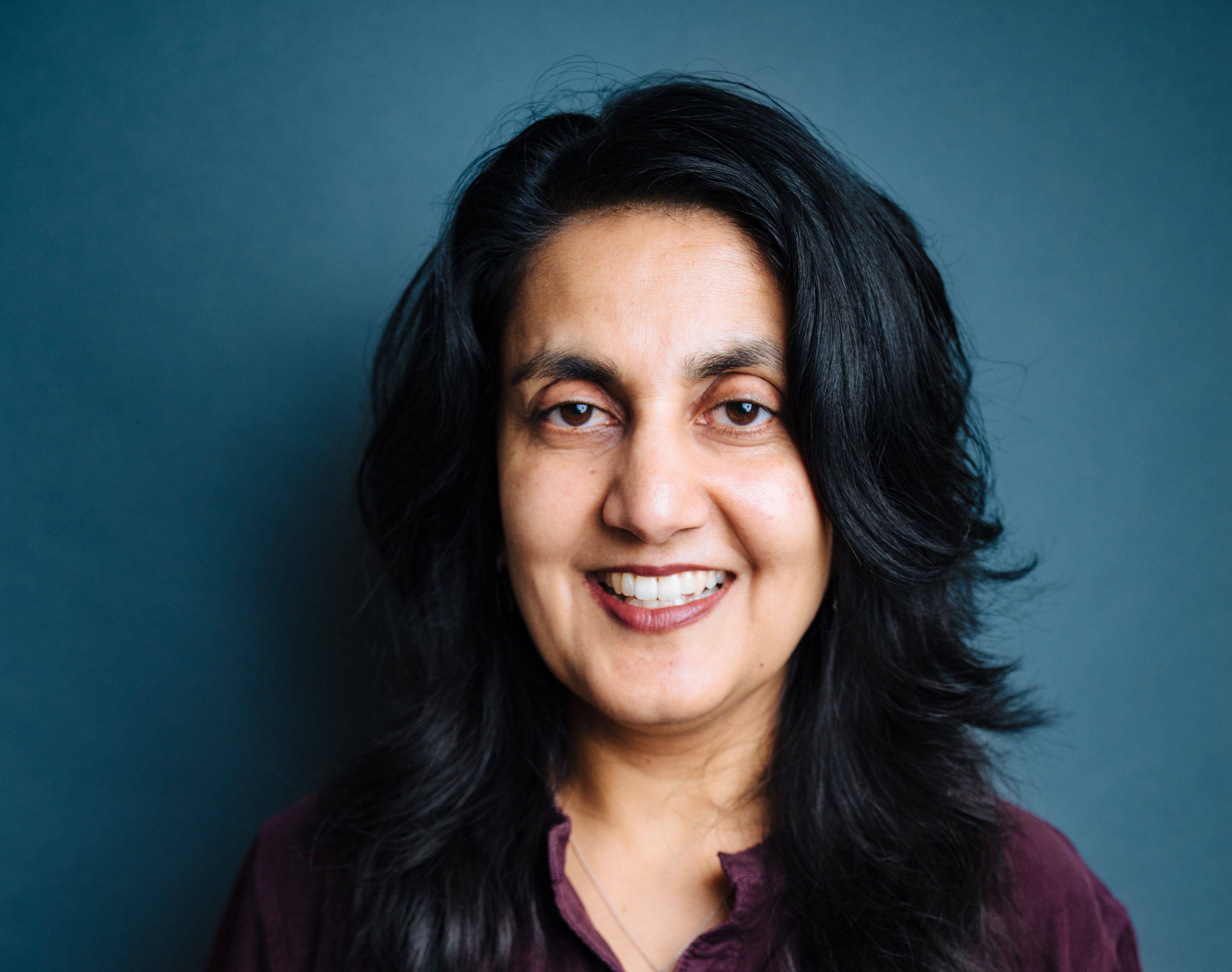 Writer Gurpreet Kaur Bhatti has worked extensively across screen, radio and theatre in a career spanning more than two decades  (Photo credit: Helen Murray)