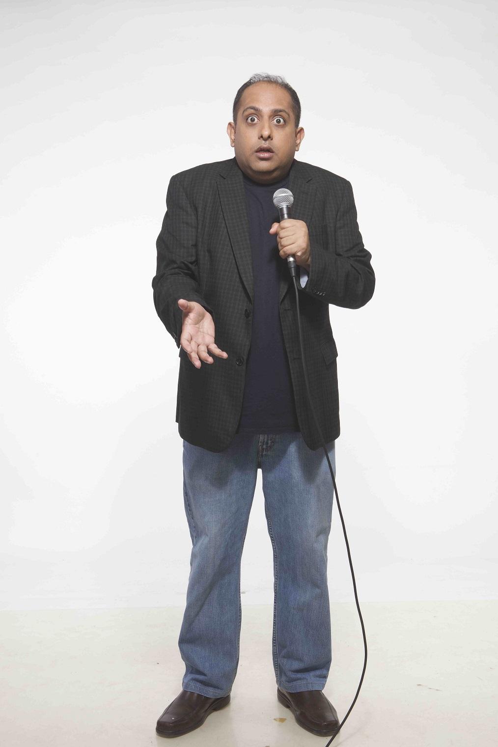 LAUGH OUT LOUD: Anubav Pal