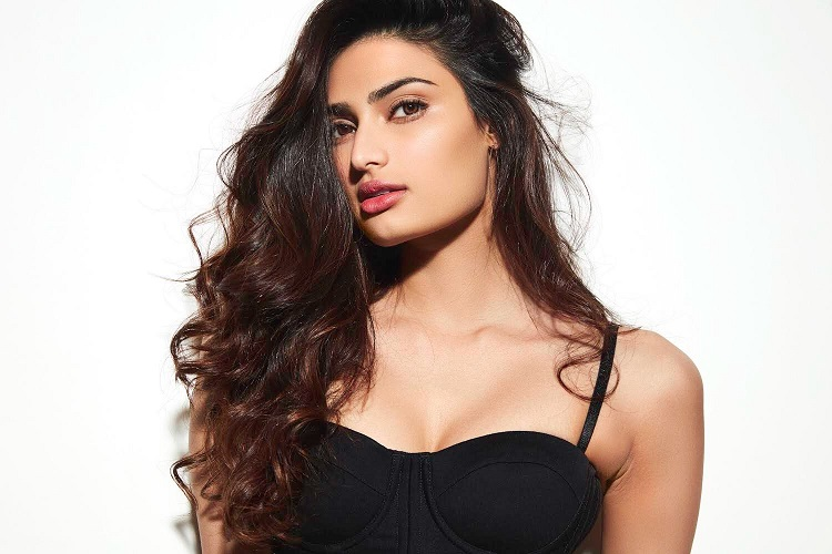 HONEST APPROACH: Athiya Shetty
