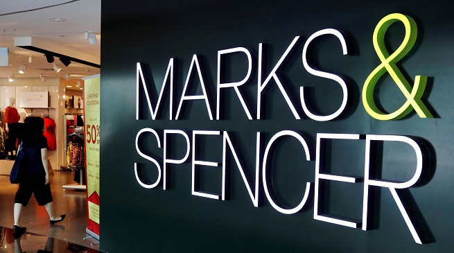 Shares in the 135-year-old M&S, one of the best known names in British retail, have fallen 36 per cent over the last year and in September the group lost its place in the prestigious FTSE 100 index (REUTERS/Edgar Su/File Photo).