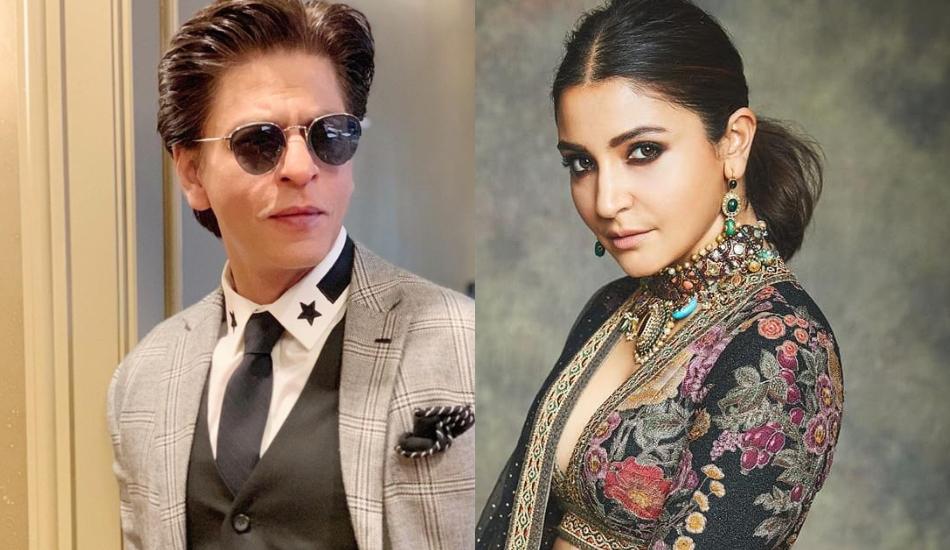 Instagram: Shah Rukh Khan, Anushka Sharma