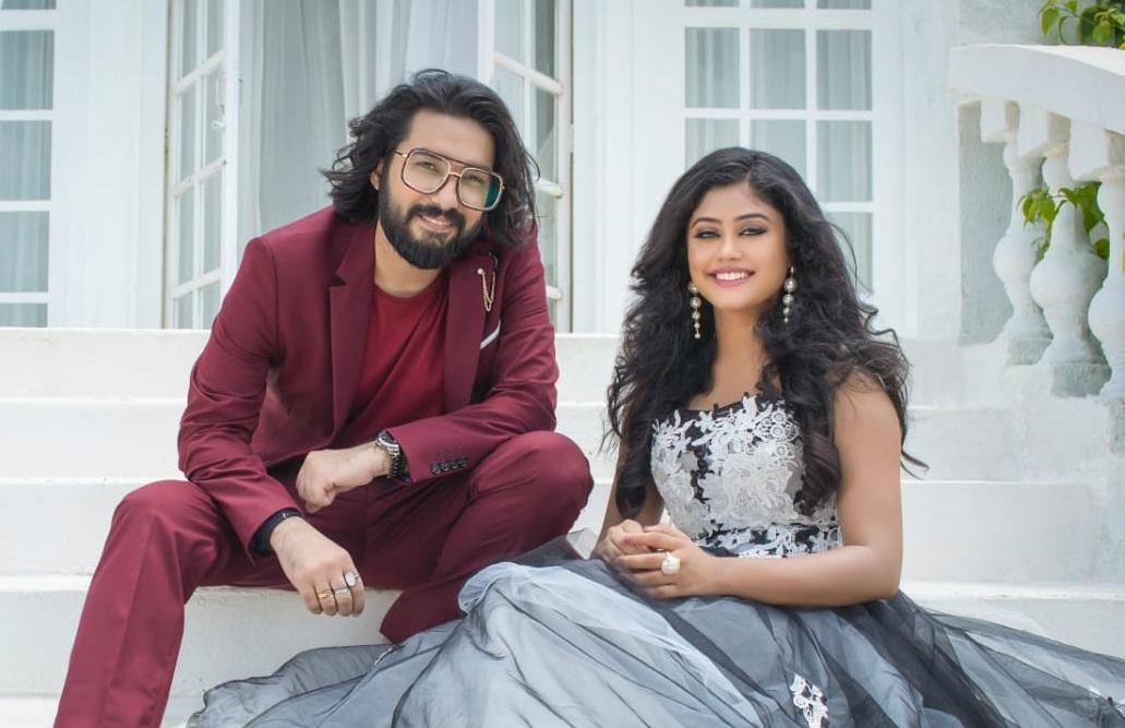 Sachet Tandon and Parampara Thakur
