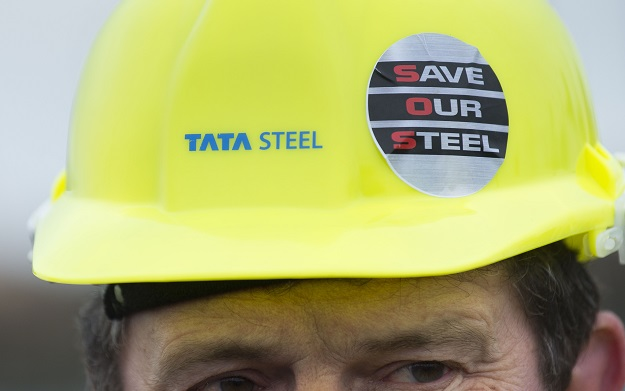 """The trade union leaders have described the Indian steel giant's plan to slash 1,000 as """"atrocious"""", as the British steel industry is moving ahead in a chaotic condition (Photo: Matthew Horwood/Getty Images)."""
