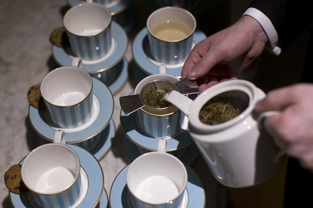 Chai was widely adopted in the 20th century from British colonial tea plantation owners in India. It is believed to have been introduced in the west in the 1960s, with Starbucks launching its chai tea latte in the 1990s in the US (Photo: JUSTIN TALLIS/AFP via Getty Images).