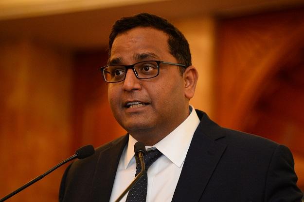 FILE PHOTO: Paytm chief executive Vijay Shekhar Sharma.(Photo: SAJJAD HUSSAIN/AFP via Getty Images).