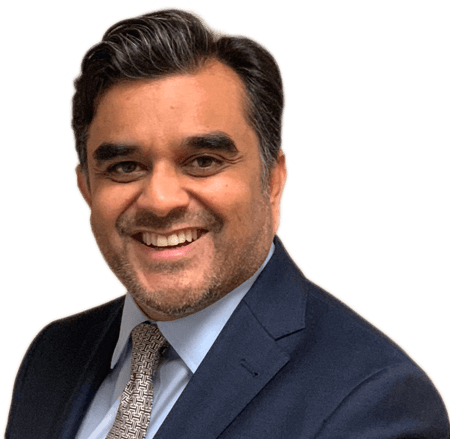 """Vijay Parikh, Managing Partner, said: """"This is an exciting strategic acquisition for our firm. I have known Bhavini for a number of years and watched and admired her grow her own successful legal practice through the TLLP brand. Everyone at Harold Benjamin is delighted that TLLP is joining us."""" (Photo: Harold Benjamin)."""
