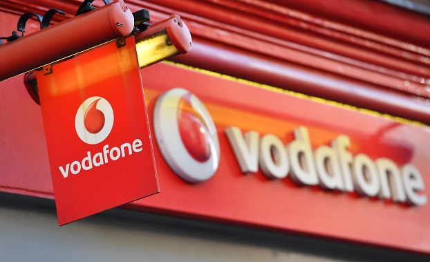 """The latest results were affected mainly by """"a loss at Vodafone Idea following an adverse legal judgement against the industry by the Supreme Court, partially offset by a profit on the disposal of Vodafone New Zealand,"""" a statement said in reference to the group's Indian unit (Photo: BEN STANSALL/AFP via Getty Images)."""