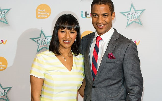 Ranvir Singh and Sean Fletcher   (Photo by Jeff Spicer/Getty Images)