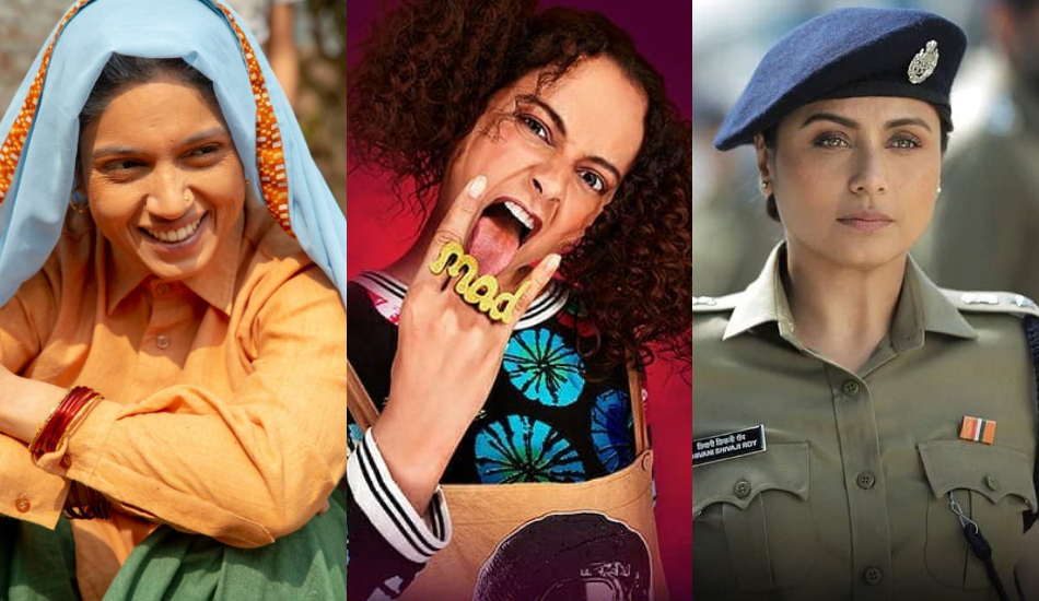 Actresses who ruled the silver screen with their performances in 2019