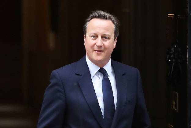 Britain opens investigation into lobbying and role of former PM David Cameron