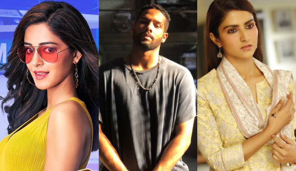 Instagram: Ananya Panday, Siddhant Chaturvedi, Pranutan Bahl