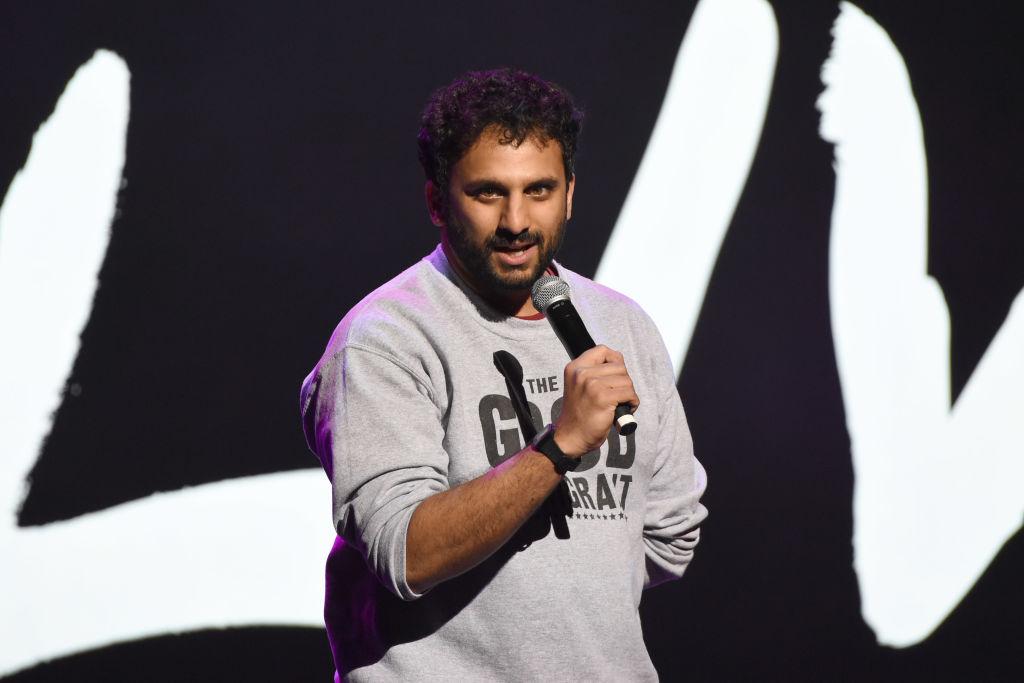 Nish Kumar  (Photo by Stuart C. Wilson/Getty Images)
