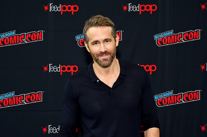 Ryan Reynolds  (Photo by Ilya S. Savenok/Getty Images for Twentieth Century Fox )