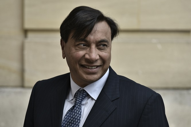 FILE PHOTO: ArcelorMittal chairman and CEO Lakshmi Mittal (Photo: PHILIPPE LOPEZ/AFP via Getty Images).