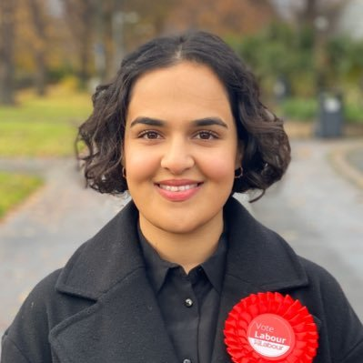 """Labour MP Nadia Whittome says she felt """"compelled to speak out against the culture of gagging and management bullying generally in the [care] sector""""."""