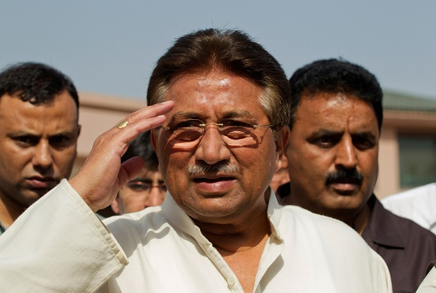 Musharraf, who seized power in a 1999 coup and later ruled as president, is not in Pakistan and was not available for comment on the sentence, handed down by an anti-terrorism court hearing the high treason case (REUTERS/Mian Khursheed/File Photo).