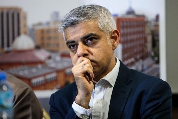 London Mayor Sadiq Khan (Photo: Jack Taylor/Getty Images).