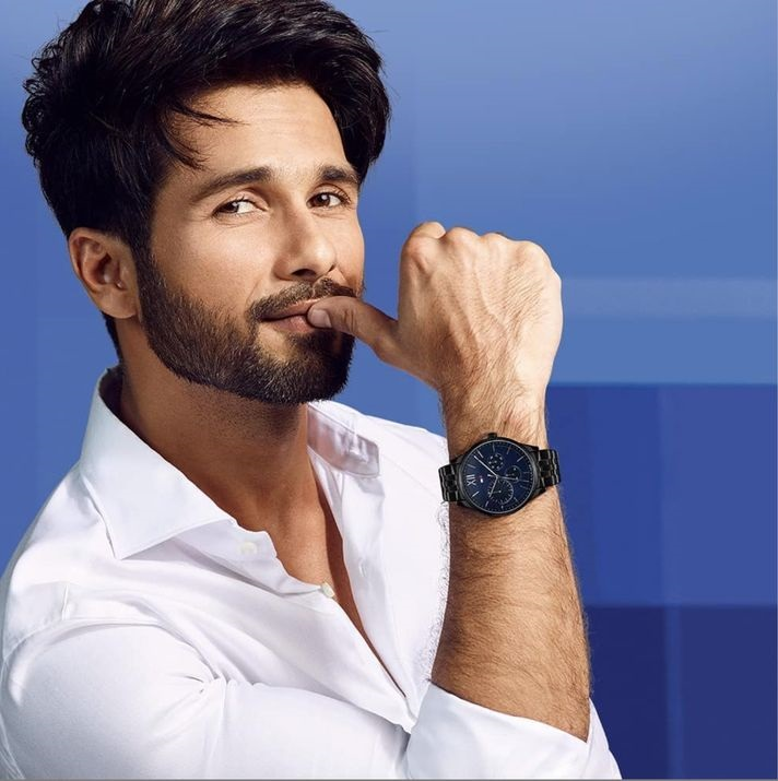 EASY-GOING: Shahid Kapoor