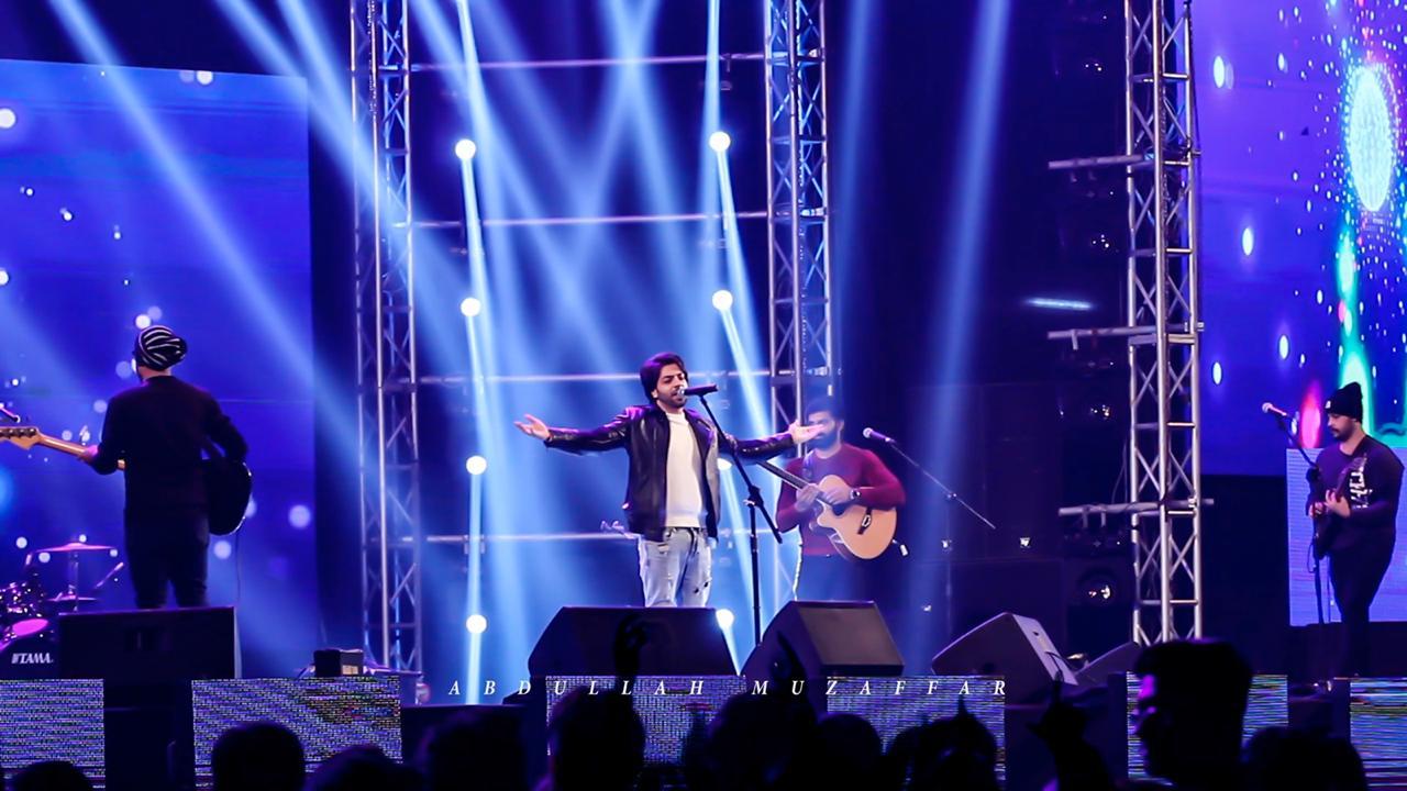 RISING STAR: Abdullah Muzaffar