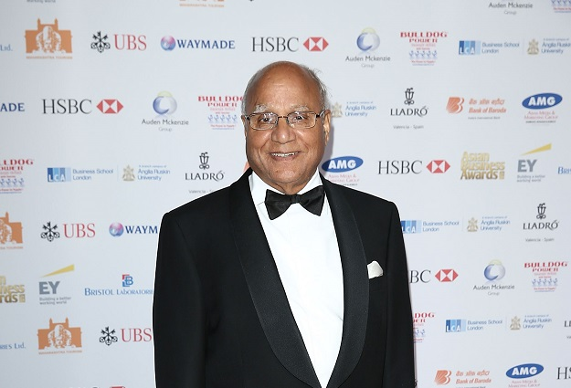Sir Anwar repeated all the things he had told me over the last 20 years when I have interviewed him for Eastern Eye (Photo: Tim P. Whitby/Getty Images).