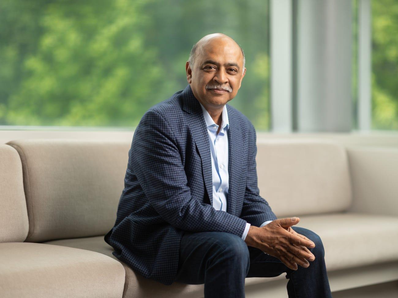 IBM names Indian-origin Arvind Krishna as CEO