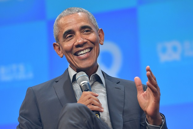 Former US president Barack Obama (Photo: Hannes Magerstaedt/Getty Images).