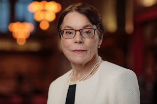 Catherine McGuinness.