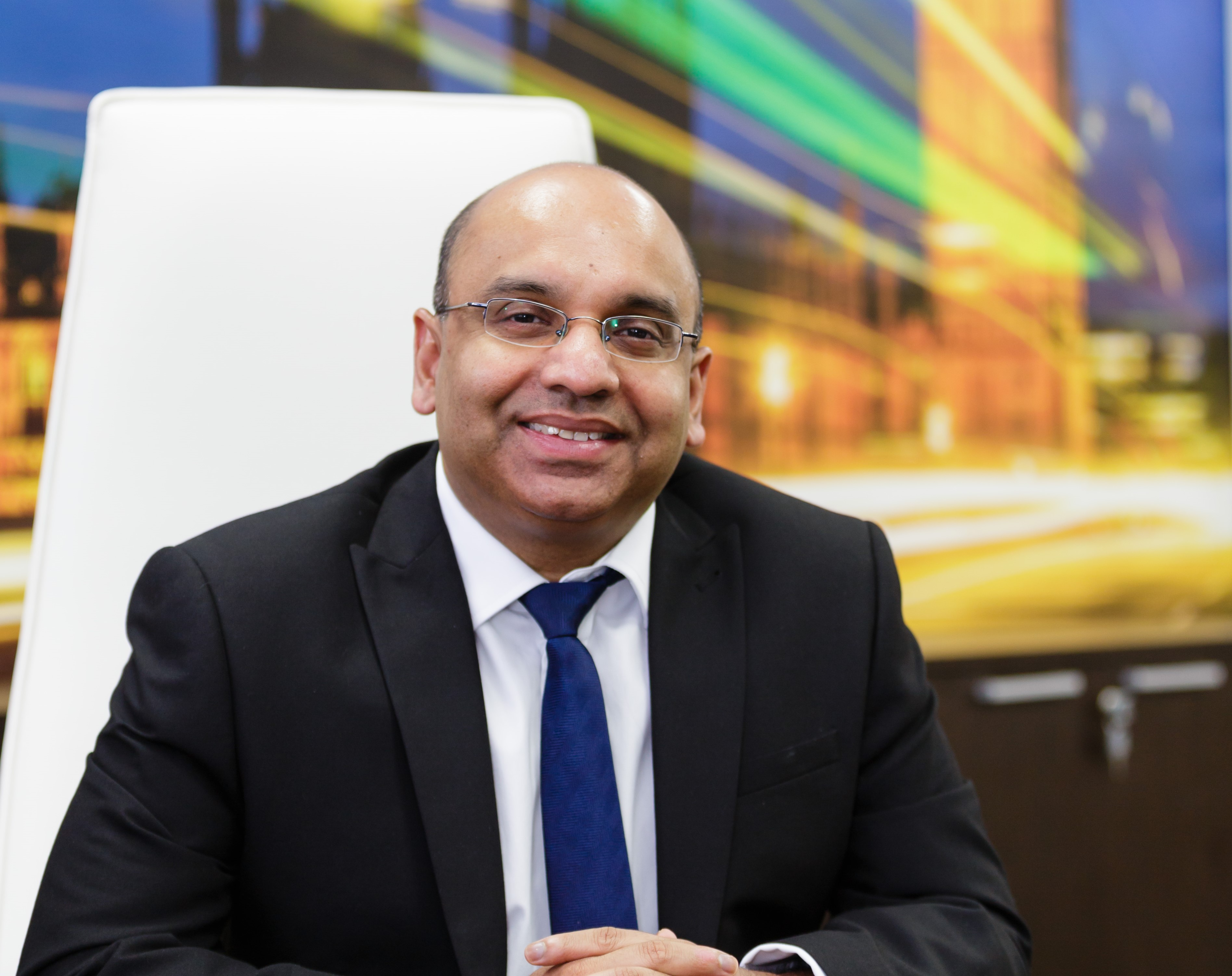 Dr Selva Pankaj, CEO and founder of Regent Group, has released a book on his success