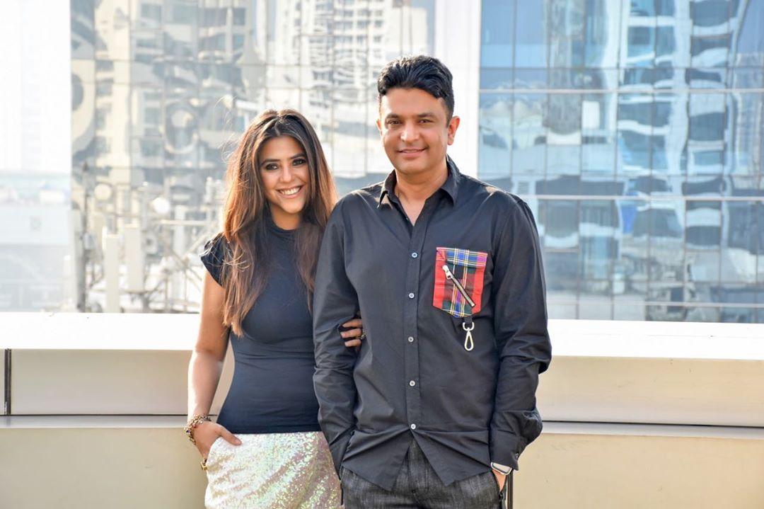 Ekta Kapoor & Bhushan Kumar