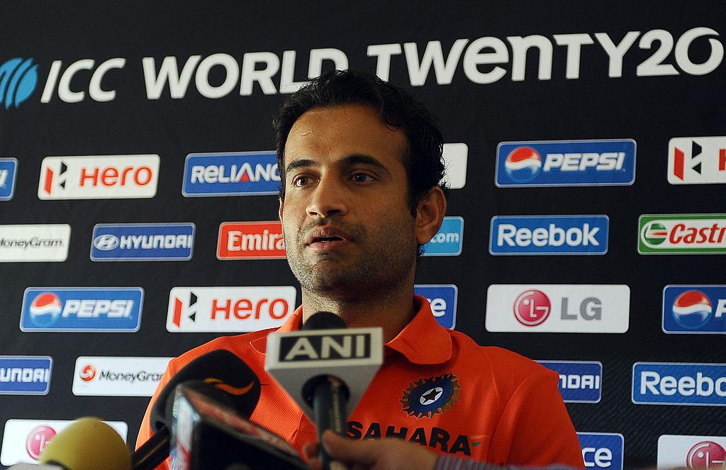 Irfan Pathan     (LAKRUWAN WANNIARACHCHI/AFP/GettyImages)