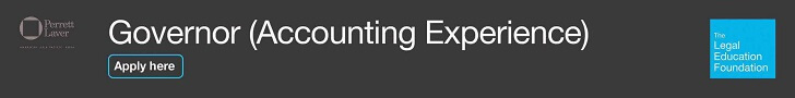 Governor (Accounting Experience)
