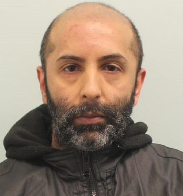 Hitesh Lakhani (Photo: Met Police).
