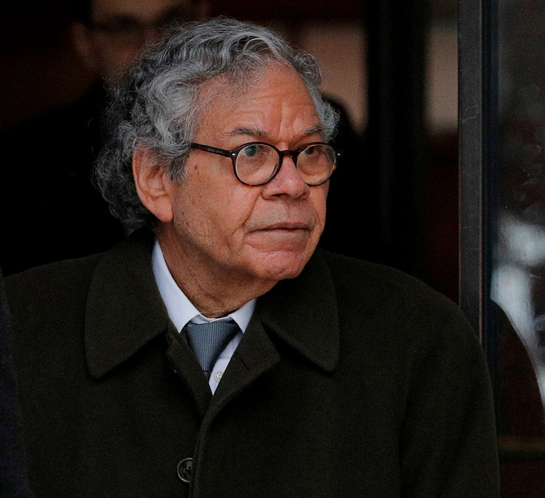 Kapoor, 76, is now the highest-ranking pharmaceutical executive to be sentenced in a case linked to the opioid crisis. His was the harshest sentence in a case in which several former Insys executives will go to prison (REUTERS/Brian Snyder/File Photo).