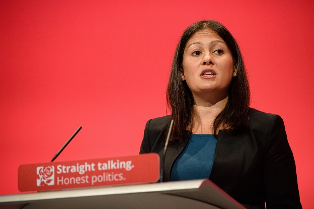 Lisa Nandy (Photo: LEON NEAL/AFP via Getty Images).