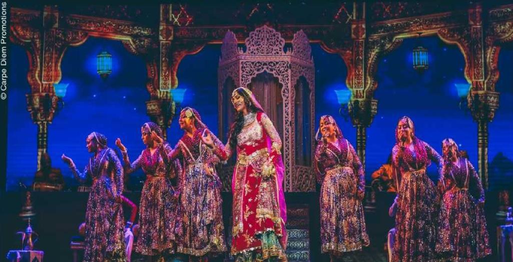 Umrao Jaan Ada stage show.