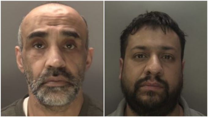 Baldev Singh Sahota and Shakti Gupta pleaded guilty to the charge of conspiracy to supply Class A drugs. Credit: Metropolitan Police