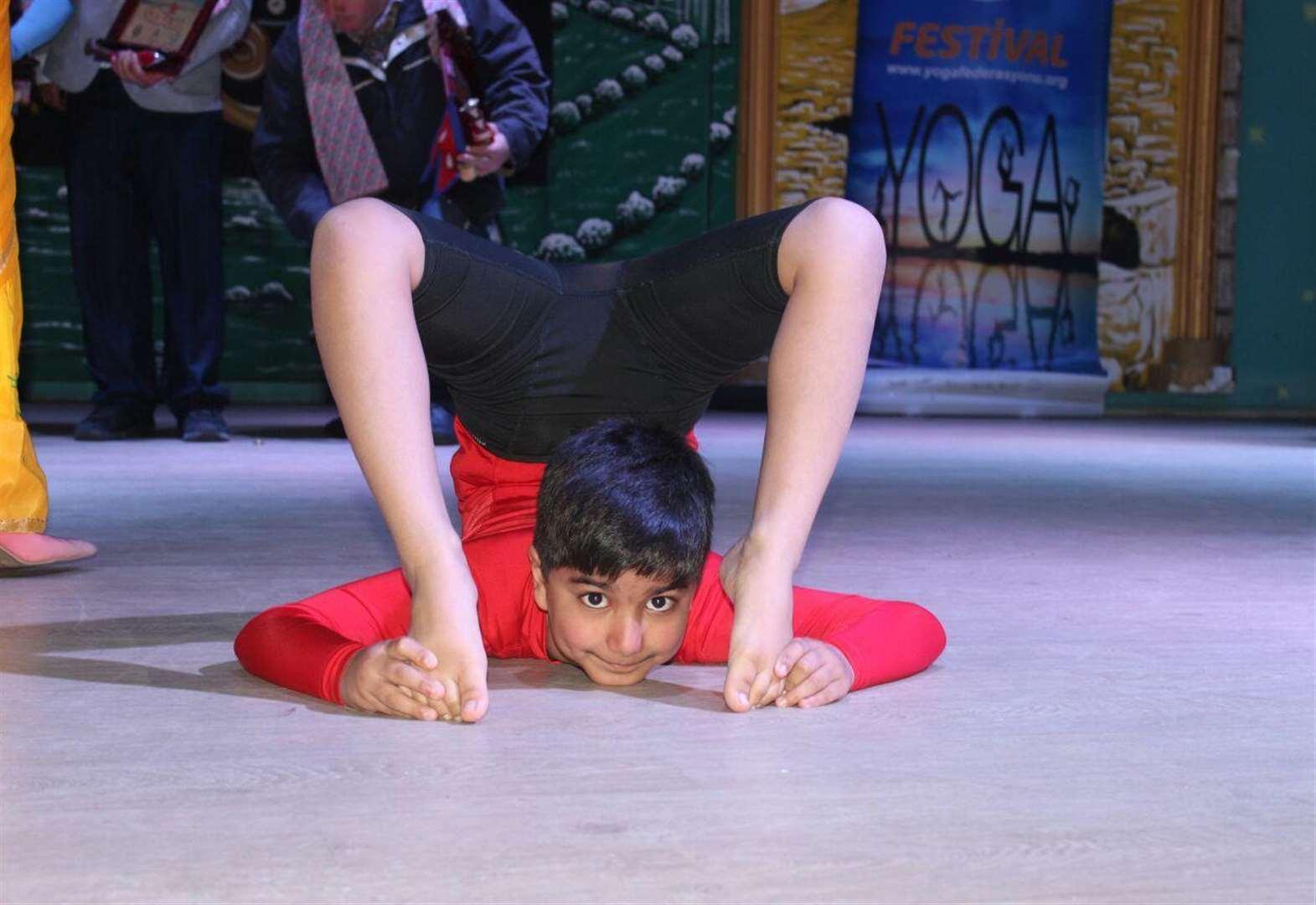 Ishwar Sharma (pic: iyogasolutions.com/)