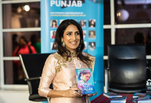 Author Anita Goyal believes readers will be able to relate to at least one narrative in Voices from Punjab